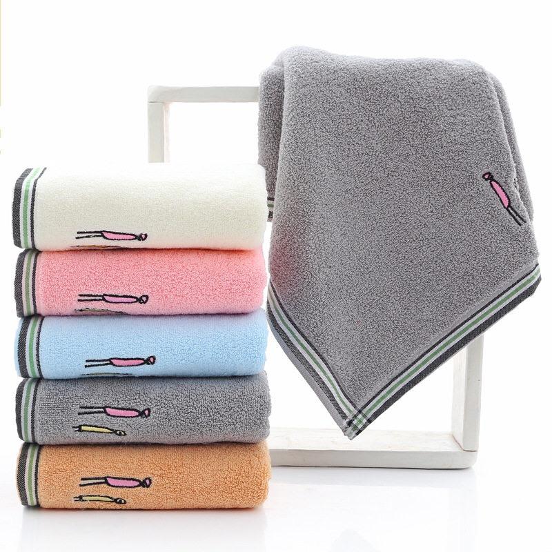 斷檔提花純棉毛巾 毛巾擦手巾家用洗臉洗澡擦洗面巾加厚強吸水巾