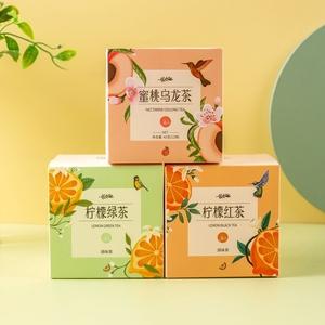 【多种口味可选】水果茶果粒茶茶包
