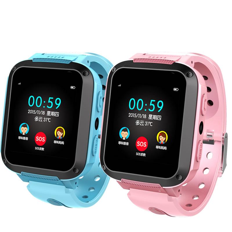 域云智能电话手表孩防水儿童手机手环定位学生男女多功能GPS