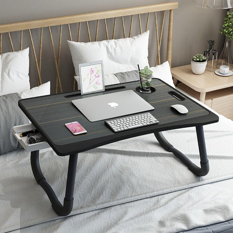 达亿佳可折叠书桌学生电脑小桌子宿舍床上懒人桌学习桌笔记本桌子