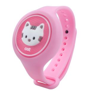 韩国puerhome发光驱蚊手表闪光儿童宝宝防蚊手环大人pure抖音同款