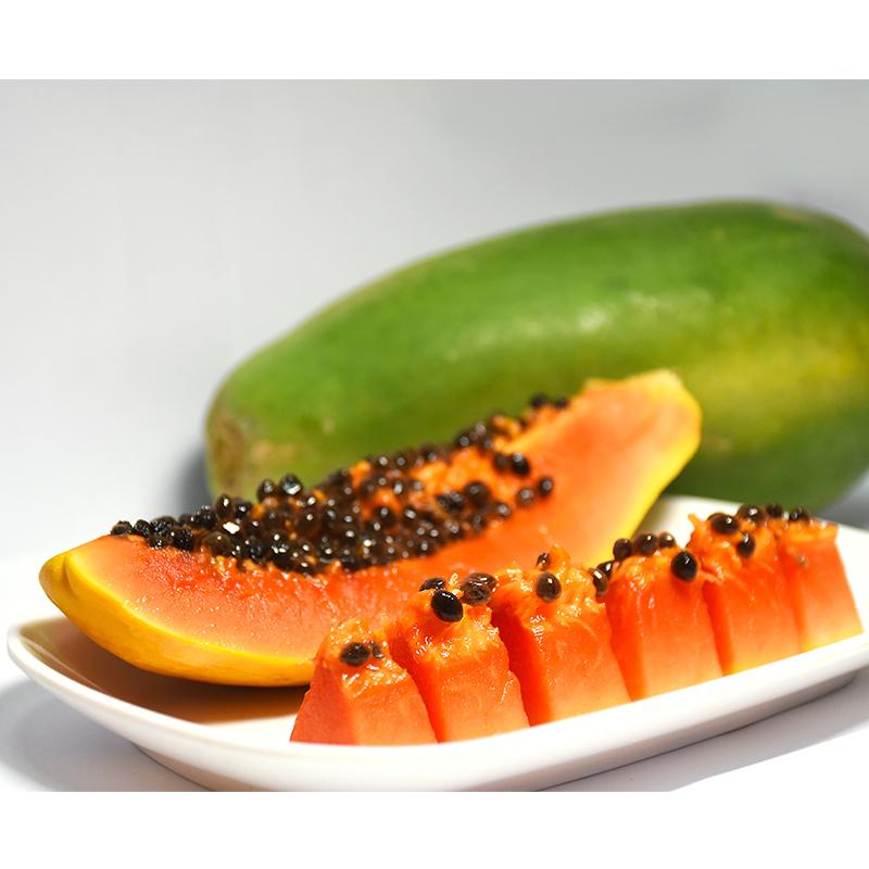海南红心牛奶木瓜9斤整箱包邮应季冰糖青木瓜当季新鲜水果大木瓜