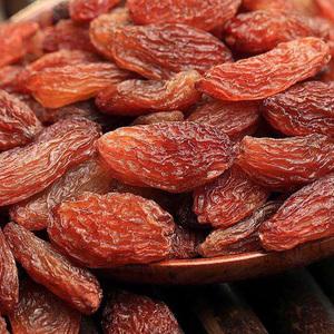 贝鼠果果新疆吐鲁番特产红香妃王葡萄干免洗香妃休闲特级提子包邮