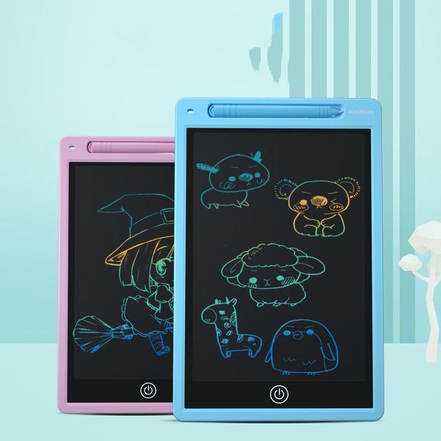 画板儿童写字板液晶手写板画画板玩具可擦黑板墙家用小黑板涂鸦板