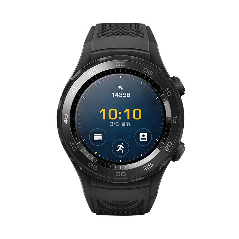 华为WATCH2代智能手表电话心率蓝牙4G通话防水穿戴pro3运动表男