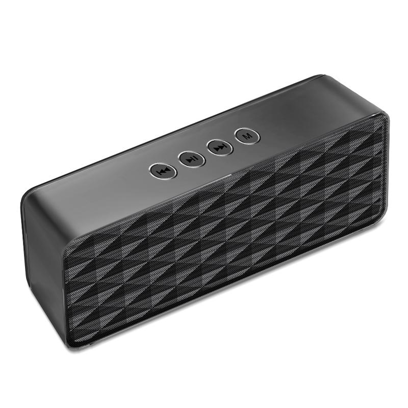 ?锋立 K97无线蓝牙插卡音箱车载低音炮手机便携迷你电脑家用音响