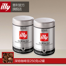 Illy 250g*2
