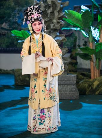 【北京】长安大戏院10月17日 北京京剧院流派经典剧目展演 京剧《西厢记》