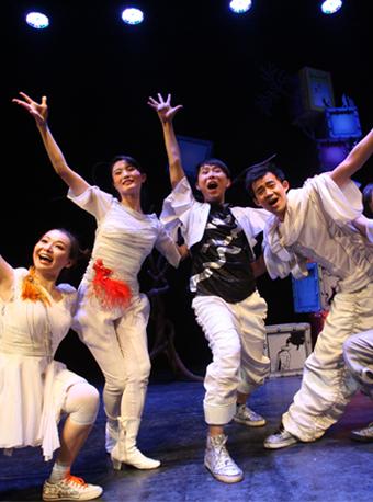 【北京】中国儿童艺术剧院 儿童剧《伊索寓言》