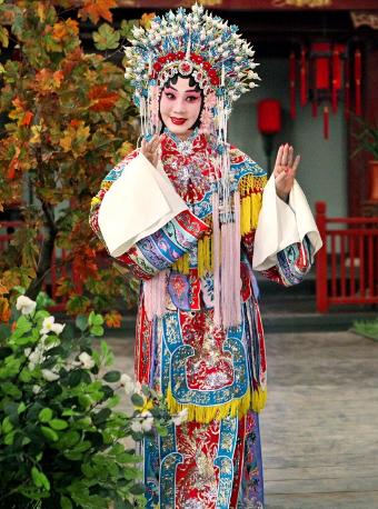 【北京】长安大戏院10月13日 北京京剧院流派经典剧目展演 京剧《状元媒》