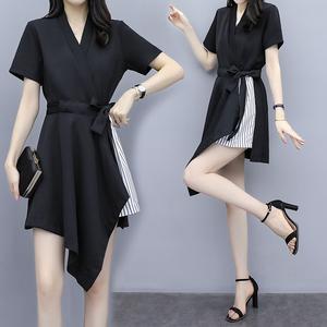大尺码女装 大尺码洋装 套装 加大尺码服装批发衣服货源实拍大...