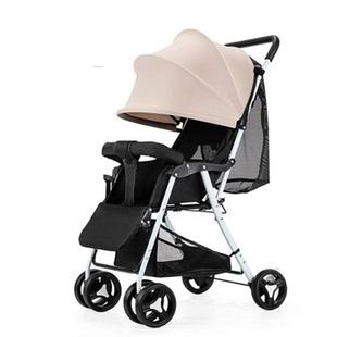 推行婴儿车可坐可躺折叠轻便宝宝推车儿童新生儿遛娃推车