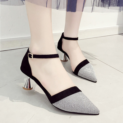 Women High Heels Working Office Shoes Party Formal Shoes 955898