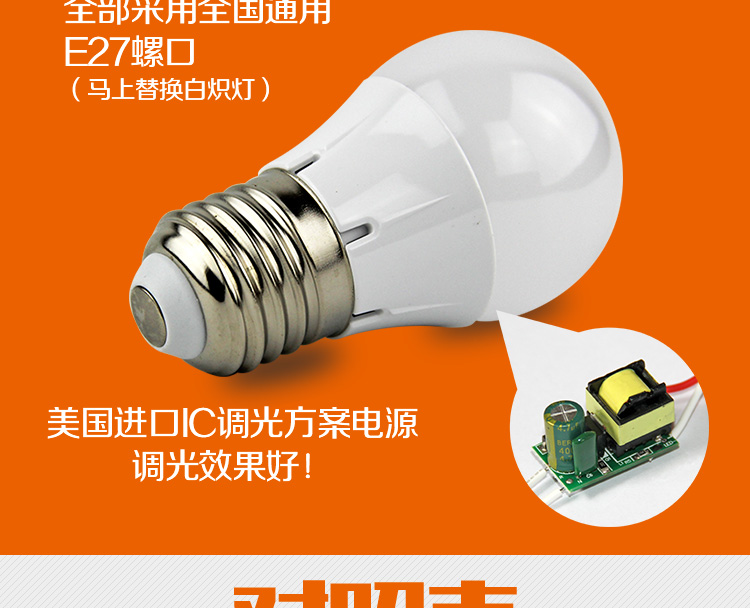 LED-светильник Section  LED LED E27 - 8