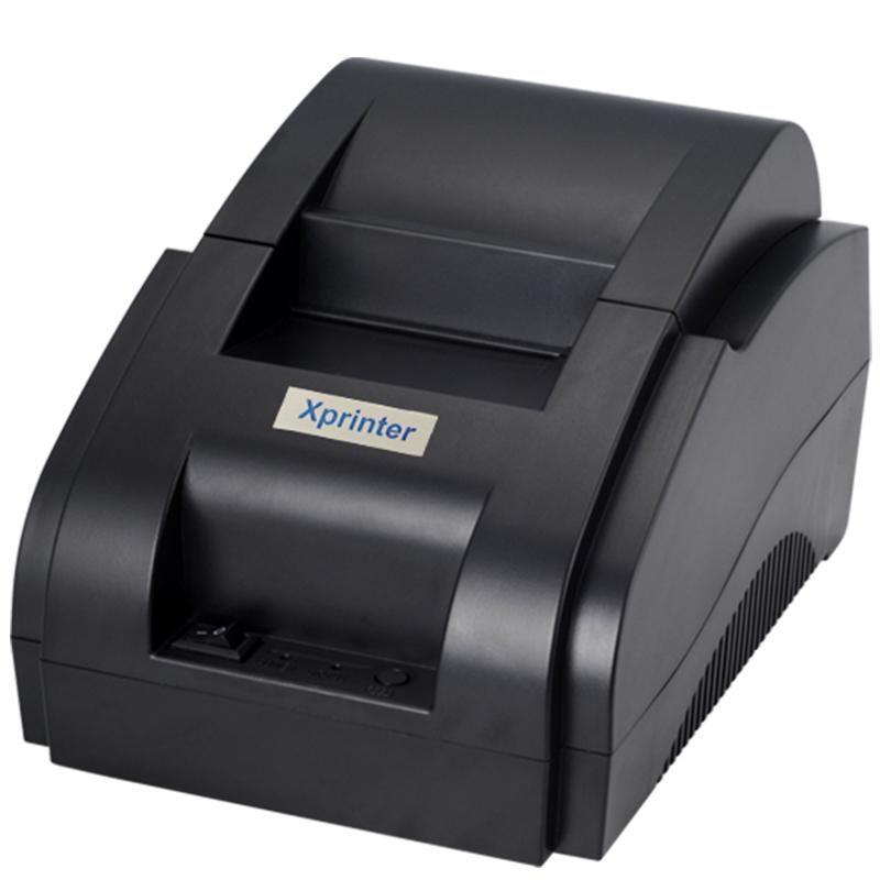 芯烨58IIH热敏小票据打印机外卖无线蓝牙打印机收银手机点餐打印
