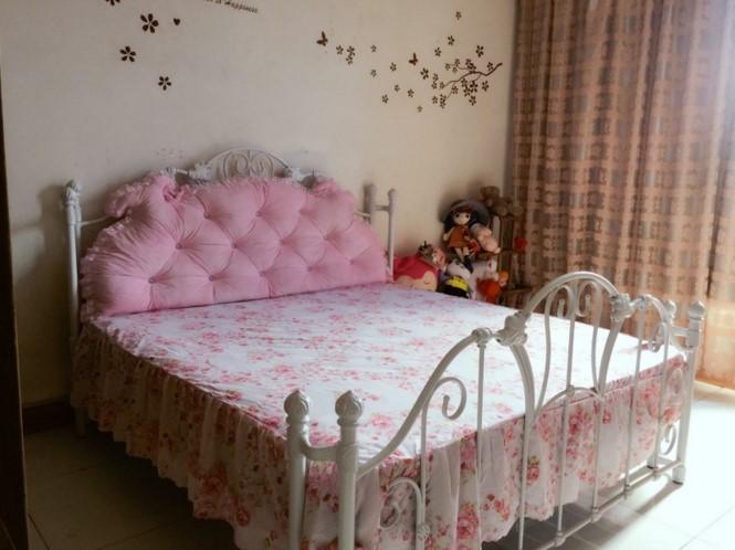 Wrought iron bed / upscale European bed iron frame / wrought iron ...