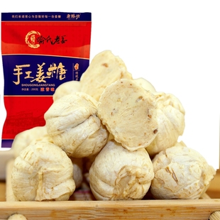 买2送1 湖南凤凰特产向氏姜糖手工老生姜糖休闲小吃零食糖果200g