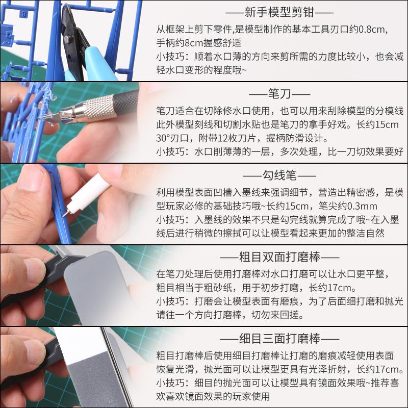 Материалы для изготовления сборных моделей Mymikku