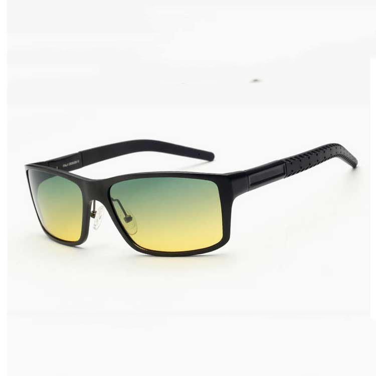 24682a72f533 Polarized lens driver glasses day and night sunglasses men and women sunglasses  driving driver night vision goggles anti-high beam