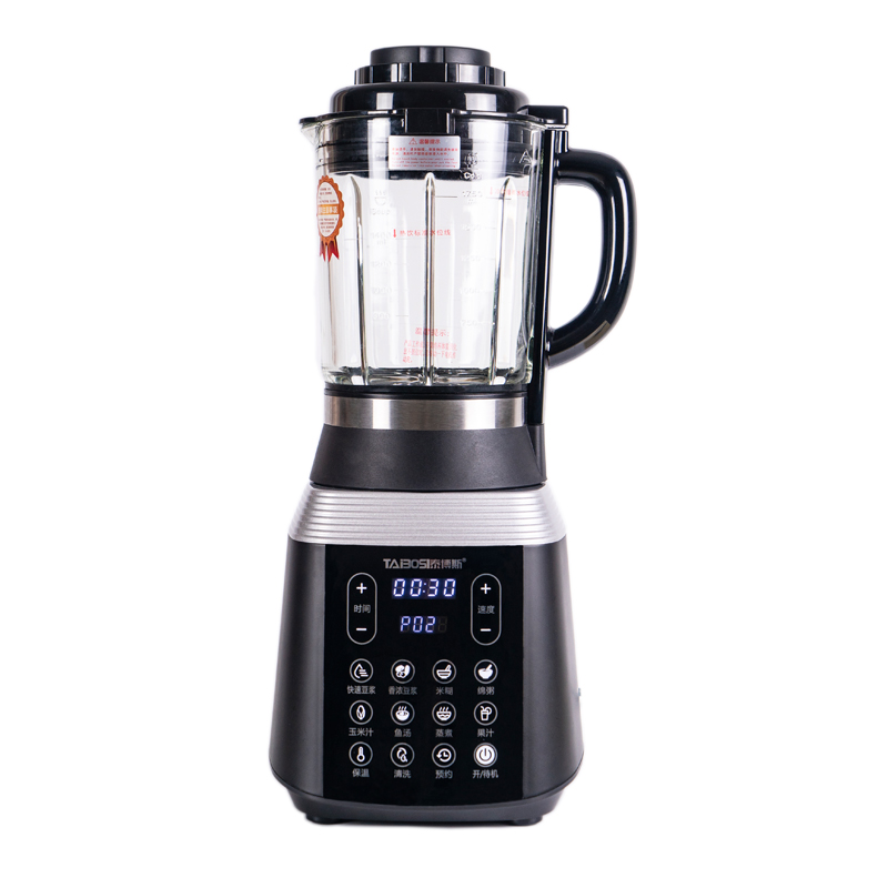 TEABLES/泰博斯加热破壁机家用多功能辅食机全自动搅拌豆浆料理机