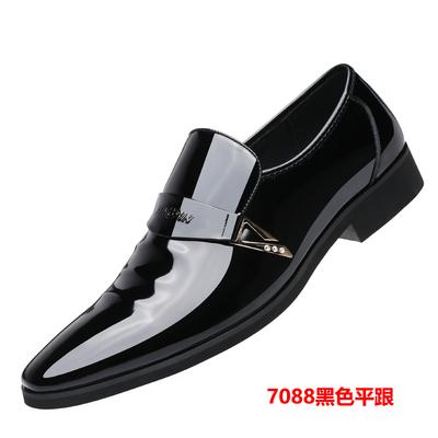 Men Fashion Leather Shoes Man Business Formal Shoes 939783