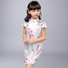 Baby cheongsam Associated forest 025 2017