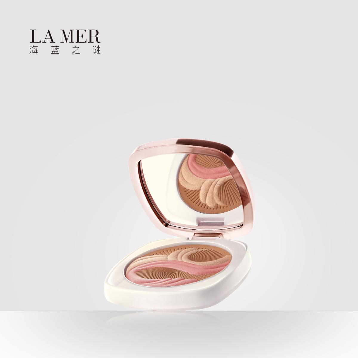 LA MER-海蓝之谜晨曦焕采蜜粉饼 高光定妆