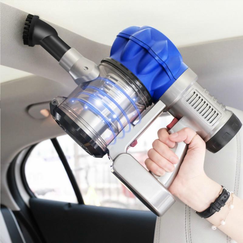 车载吸尘器无线充电小型两用大功率强力汽车充电式车用吸尘器