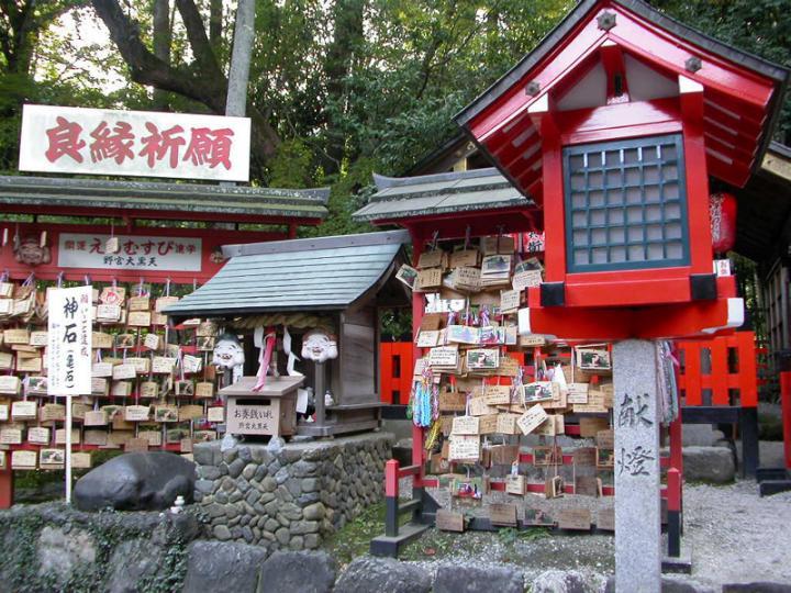 考试必备 日本直邮 超灵验 野宫神社 学业 考试 胜利必过 御守
