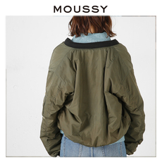 Women's insulated jacket Moussy 010ash30/1130 2017