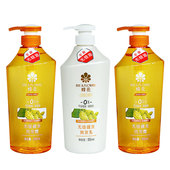 Bee & Flower Shampoo Set