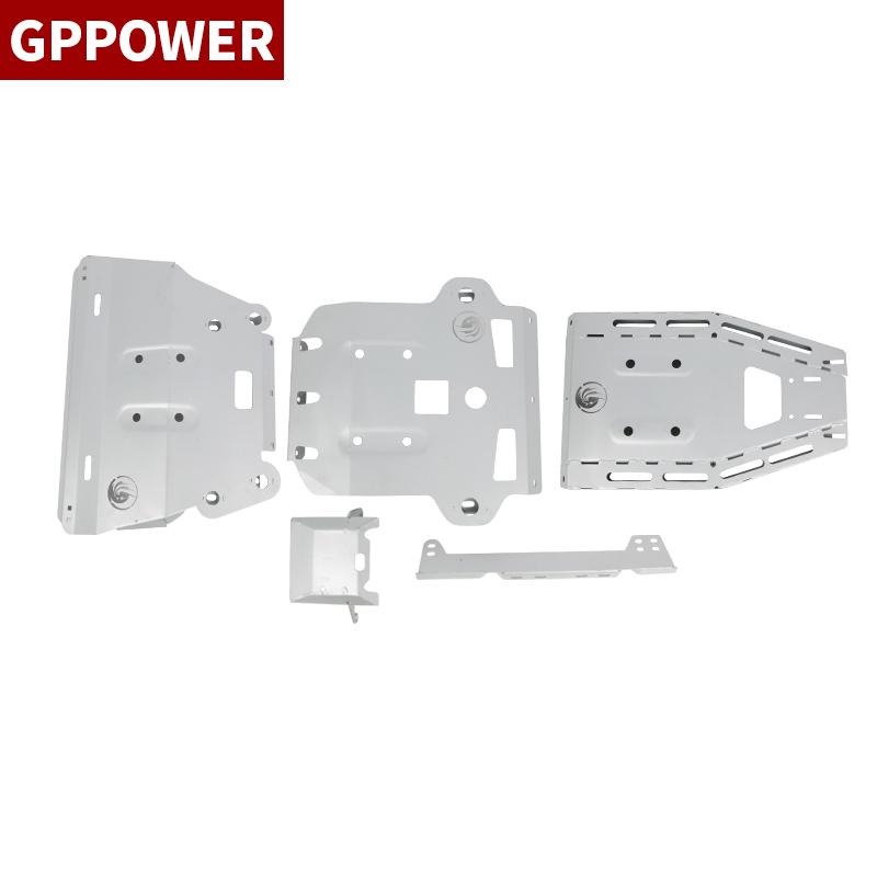 03-18款普拉多发动机下护板底盘装甲arb丰田霸道改装饰专用品配件