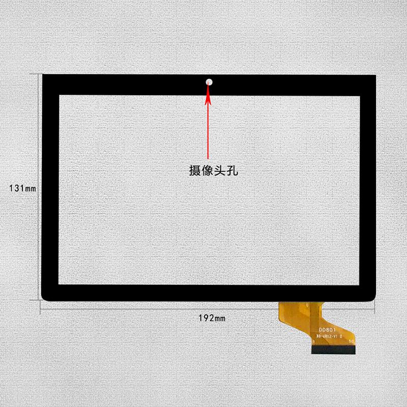 牛屏 BD-U812-V1.0触摸屏DD801外屏董博士平板电脑手写电容屏幕