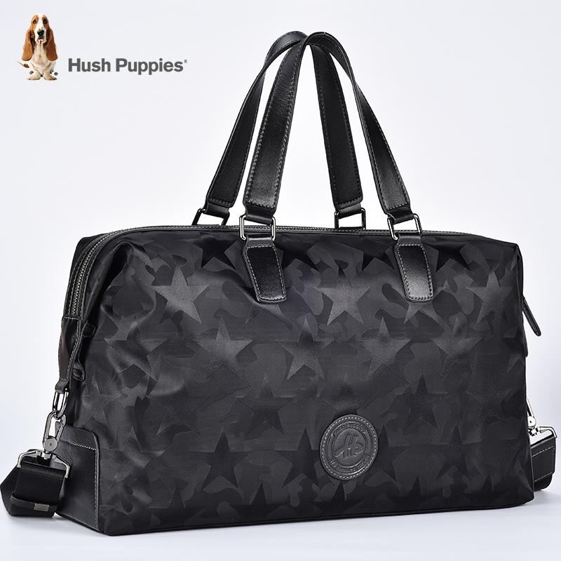 美国暇步士男士旅行登机包男行李包健身包手提大容量旅行袋男拎包