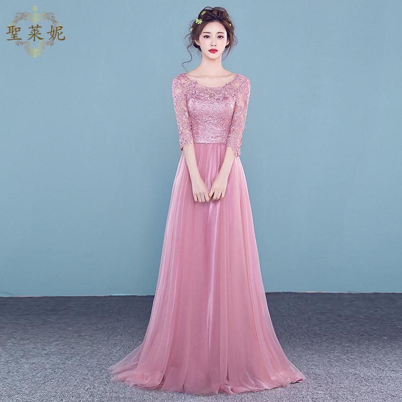 Корейский длинный платья