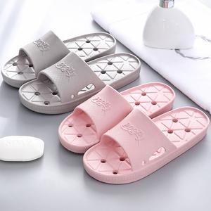 rzk浴室拖鞋漏水女夏室内家用eva凉居家静音防臭防滑洗澡速干镂空
