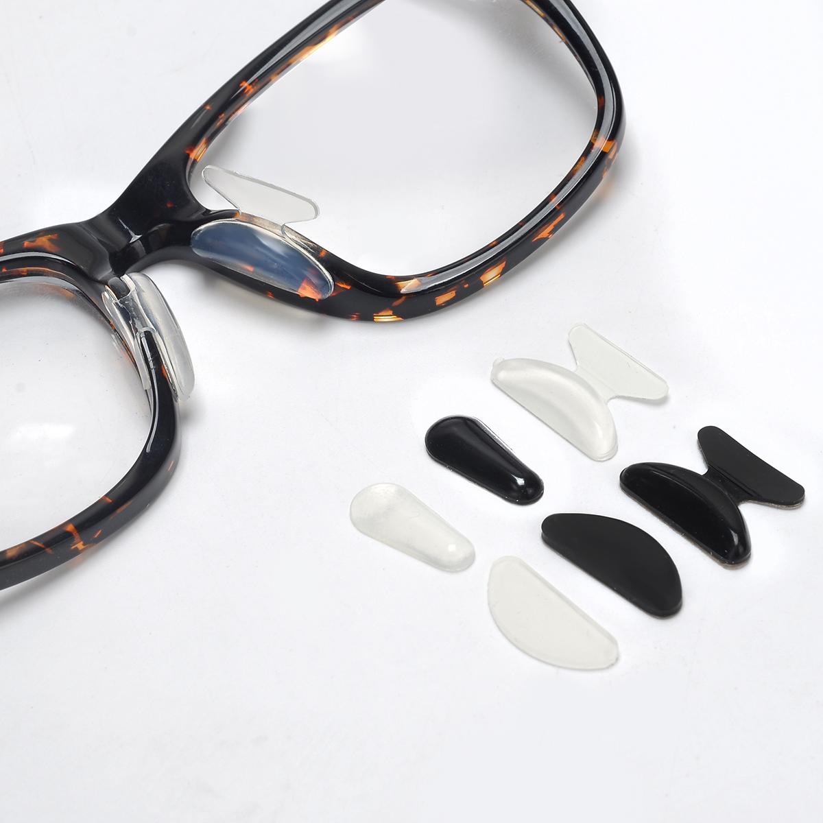 ATY眼镜鼻托硅胶 防滑鼻垫板材眼镜配件太阳眼睛框架增高鼻贴鼻托