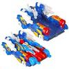 爆裂飞车3玩具套装正版全套暴力暴烈4兽神合体变形禁断炼狱御星神