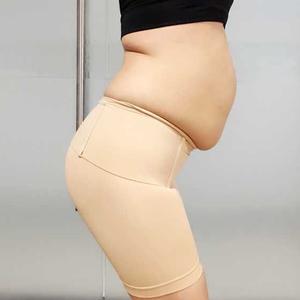夏季薄款产后高腰收腹提臀内裤女胖mm大码收腰束腰束身瘦身塑身裤