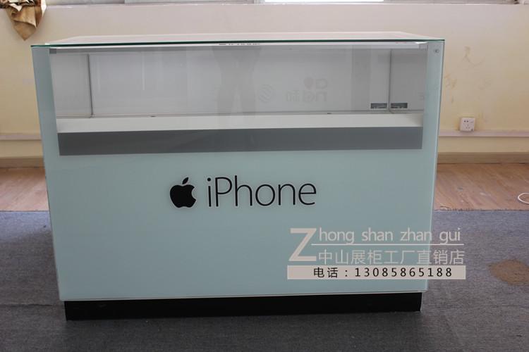 新款手机柜台铁质 三星小米VIVO手机柜受理台体验台 配件柜包邮