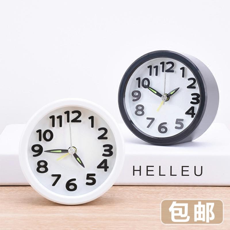 创意个性学生床头台钟