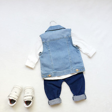 Children's vest Indus summer