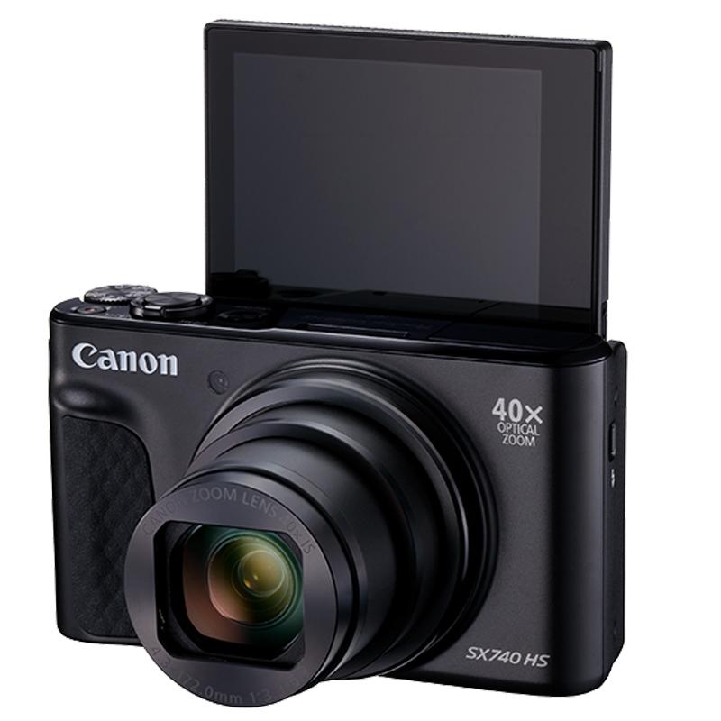 照相机数码高清旅游小型Canon-佳能 PowerShot SX740 HS蚂蚁摄影 家用卡片机 佳能sx740 hs