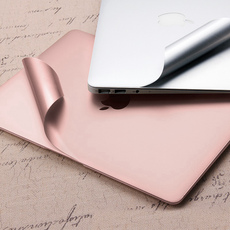 Наклейка на наутбук Times thinking Macbook
