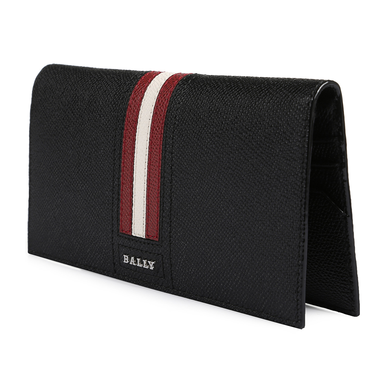 Bally-巴利新款男士钱包长款钱夹正品牛皮手包TRIGOLT