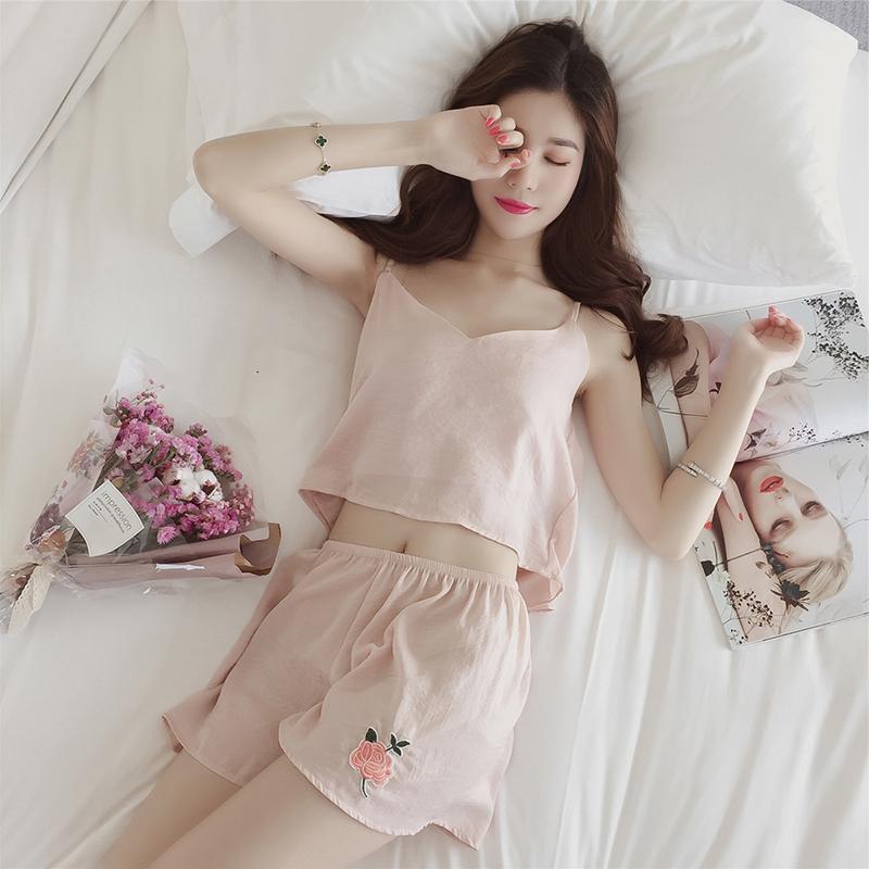 舒适性感睡衣,让你清凉整个夏天图片