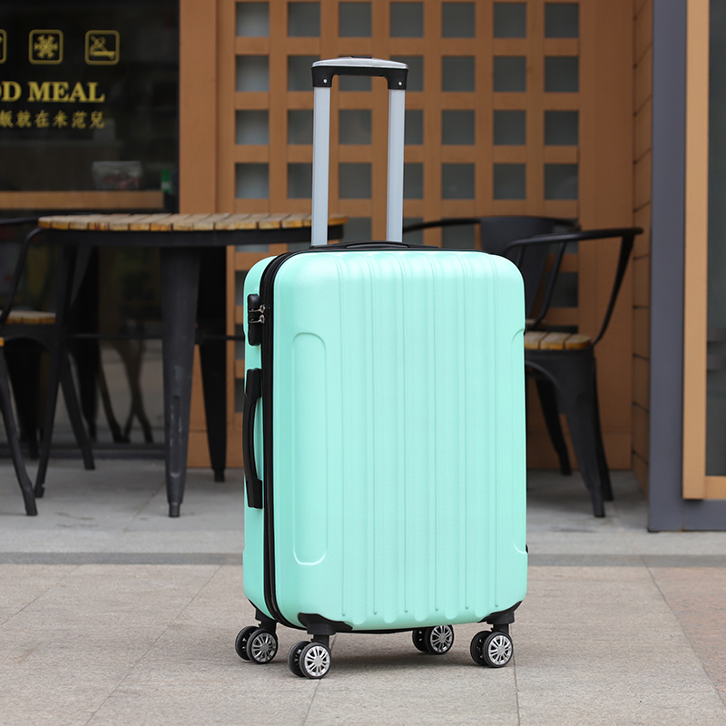 Leather box woman 2019 new 20 inch net red suitcase 24 inch cute lever travel box 28 large capacity password box