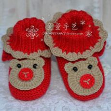 текстильная детская обувь Maria Tung craft