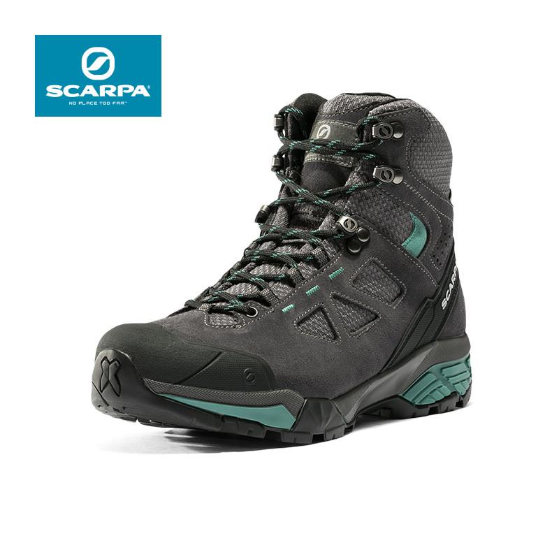 新品 scarpa思卡帕 ZG lite零重力 斯卡帕官方户外登山徒步鞋女款