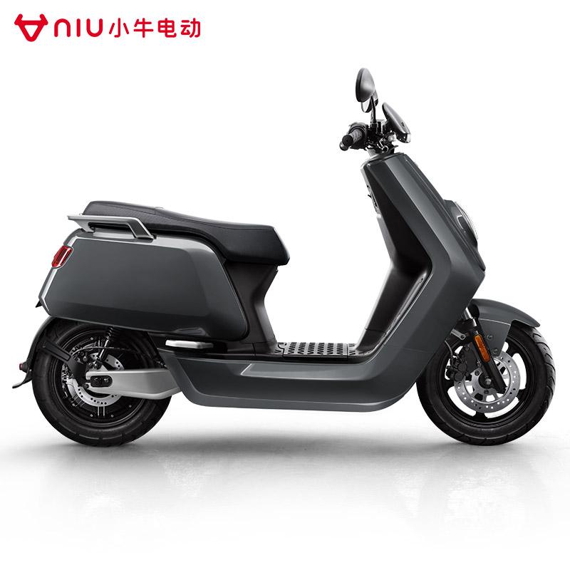 预售】小牛电动N系列 动力安全版锂电池电动车成人两轮助力电动车